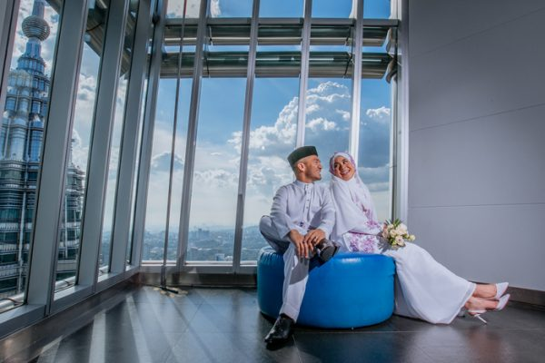 A Solemnization of Puteri & Zulazreen