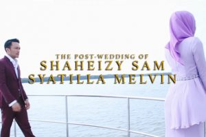 Post-wedding of Shaheizy Sam & Syatilla Melvin by Top Wedding Videographer Malaysia, Kaio Studio