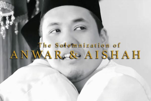 A Solemnization of Aishah & Anwar // By Top Wedding Videographer Malaysia Kaio Studio