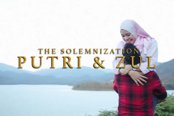The Solemnization of Putri & Zul by Top Wedding Videographer Malaysia, Kaio Studio