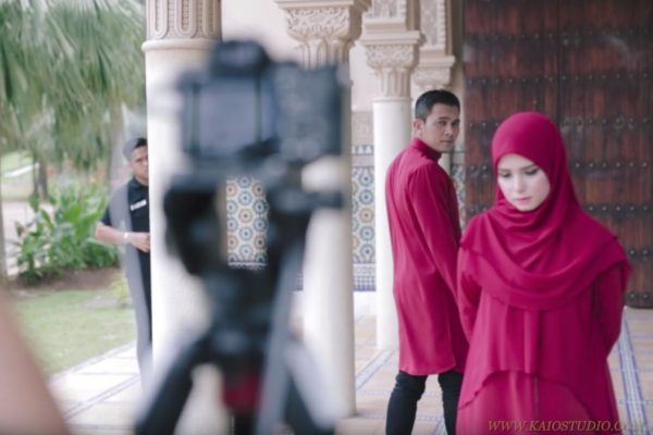 Prewedding-Saharul-Ridzwan-&-Deena-Emir---behind-the-scene-by-kaio-studio