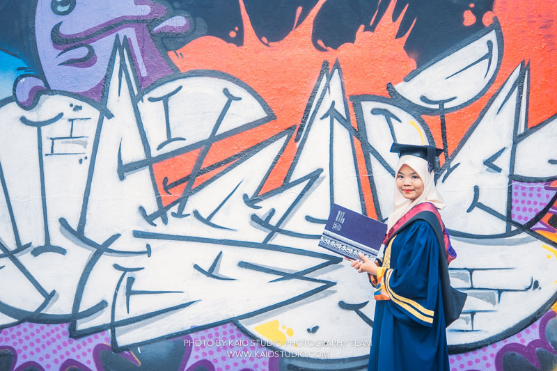 Wawa's 82th UiTM Convocation 2015