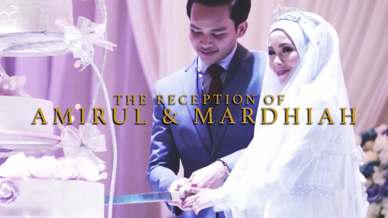 The-Reception-of-Amirul-and-Mardhiah-by-Top-Weddding-Videographer-Malaysia,-Kaio-Studio