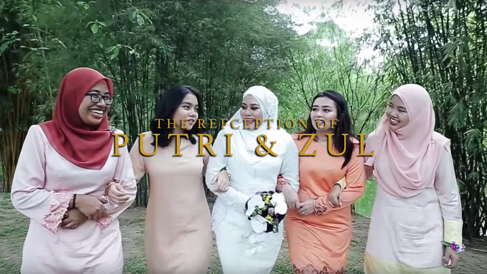 The Reception of Puteri And Zul at Casa Ombak by Top Wedding Videographer Malaysia, Kaio Studio