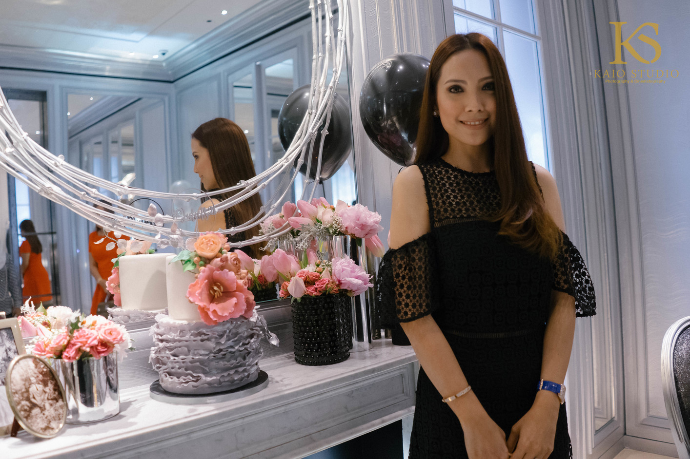 DATIN SERI JULIE ZULAIHA BIRTHDAY SOIREE AT DIOR STARHILL GALERRY-4