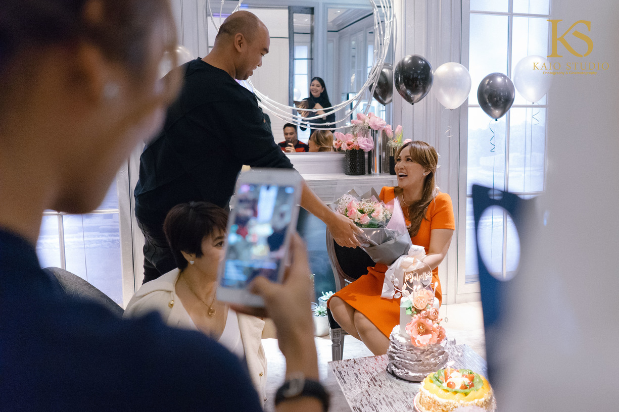 Datin Seri Julie Birthday Soiree at Dior, Starhill Gallery (PHOTO BY KAIO STUDIO)