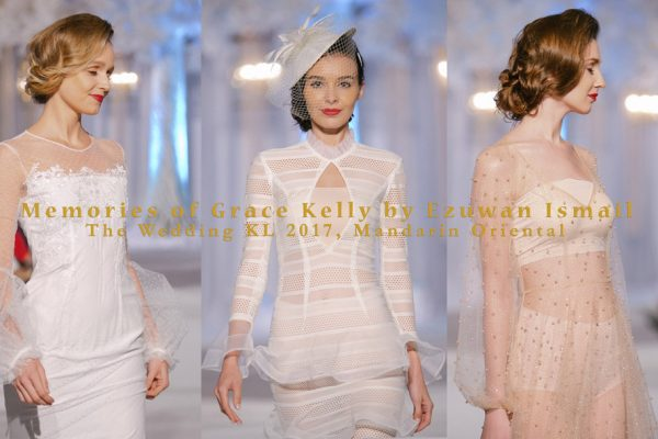 Ezuwan ismail fashion show the wedding kl 2017 mandarin oriental by kaio studio