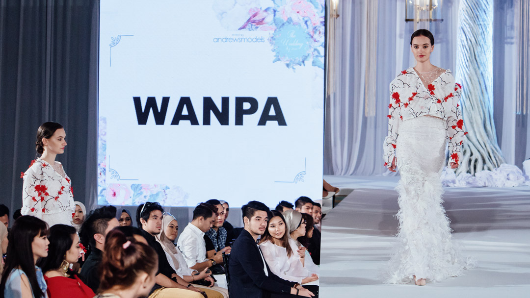 Wanpa Fashion Show at The Wedding KL 2017, Mandarin Oriental (PHOTO & VIDEO BY KAIO STUDIO)