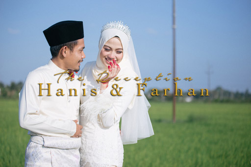 The Reception of Hanis & Farhan in Kelantan by Kaio Studio (PHOTO)
