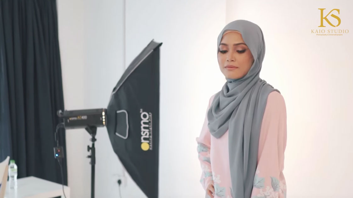 Blogger Malaysia Studio Photoshoot – Behind The Scene