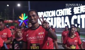 SUNSURIA United For Life - Fun Run // Video by Kaio Studio