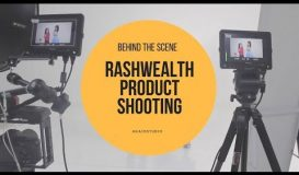 Rashwelath Product Shoot
