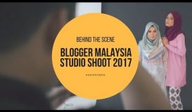 Blogger Malaysia Black & White Studio Photoshoot at Kaio Studio Shah Alam