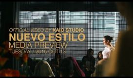 Nuevo Estilo Media Preview Fashion Show by Lynda Rahim